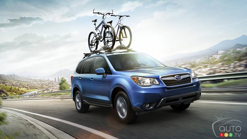 Subaru Forester Limited 2014 | Essais routiers | Auto123