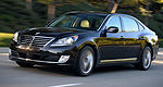 Pricing announced for updated 2014 Hyundai Equus