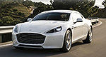 2013 Aston Martin Rapide / Rapide S Preview