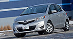 Recall on 2012 Toyota Yaris