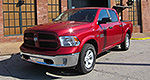 Chrysler recalls over 20,000 Ram 1500 trucks