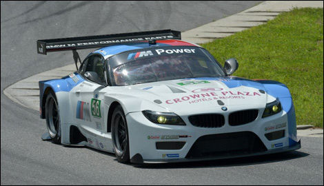 BMW Team RLL, ALMS, Lime Rock