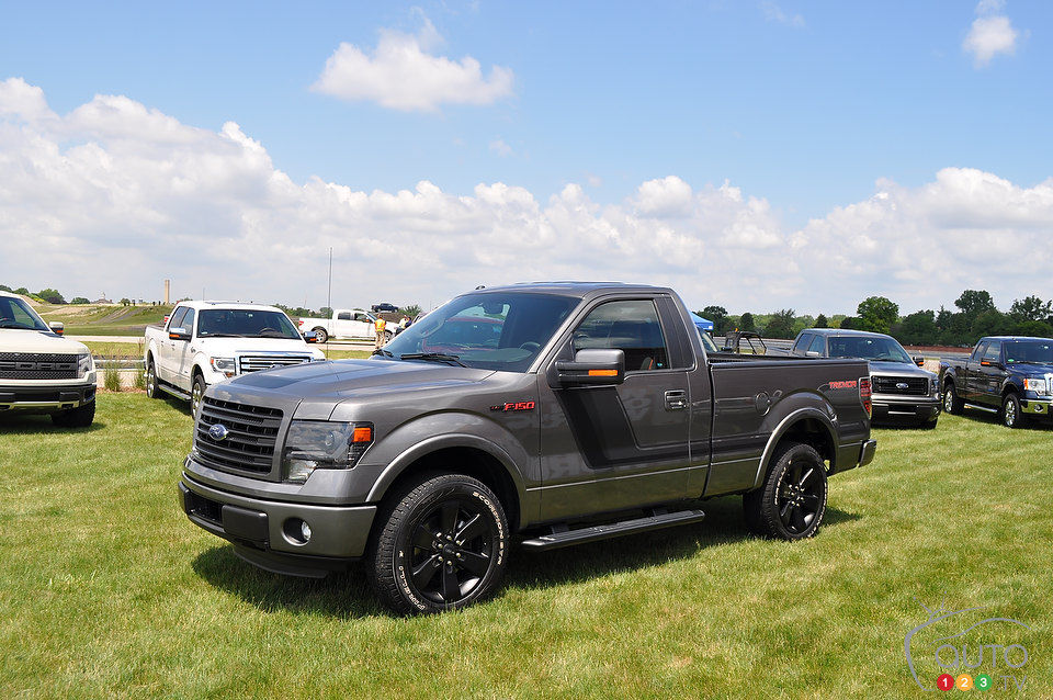 2014 ford f 150 tremor preview car news auto123. Black Bedroom Furniture Sets. Home Design Ideas