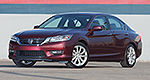 Honda Canada recalls 2013 Accord, 2012-2013 Fit