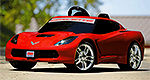 Fisher-Price vendra une Corvette 2014 pour 275 $ US!