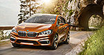 BMW dévoile son concept Active Tourer Outdoor