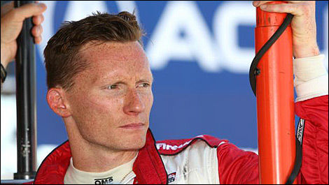 ALMS Mike Conway
