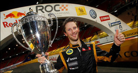ROC 2012 Romain Grosjean