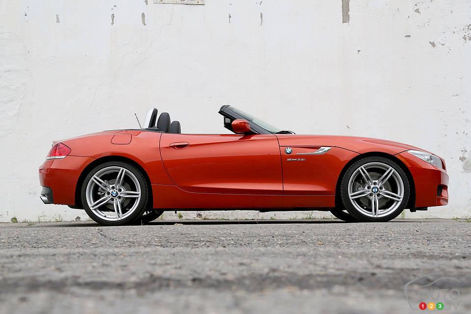 2014 BMW Z4 sDri...2014 Bmw Z4 Sdrive35i Spec