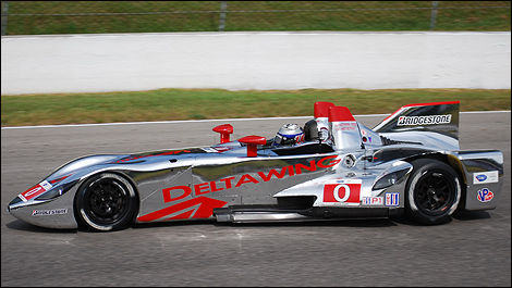 ALMS Deltawing Mosport