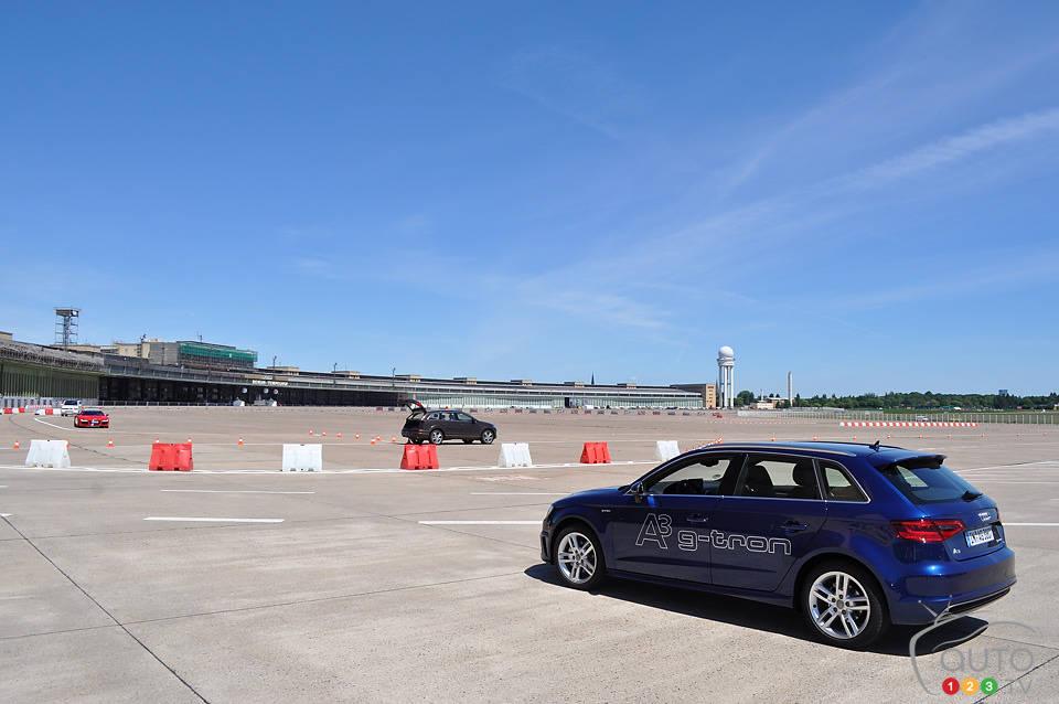 Audi Et Le Gaz Naturel Actualit 233 S Automobile Auto123