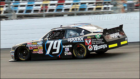 NASCAR Ford 79 Go Green Racing