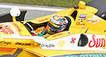 IndyCar: Ryan Hunter-Reay le plus rapide à Mid-Ohio