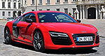 Audi R8 V10 Plus 2014 (photos)