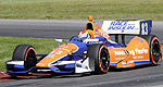 IndyCar: Charlie Kimball breaks the ice at Mid-Ohio