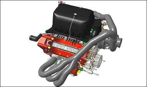 HPD engine LMP1