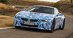 BMW : la version de production de la i8 au Salon de Francfort