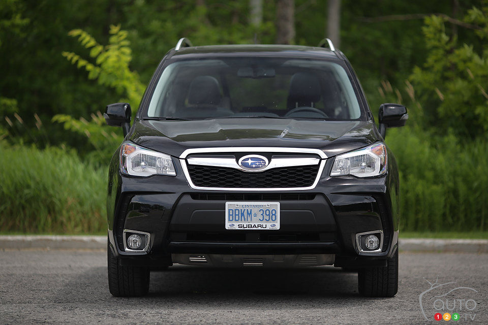 subaru forester 2 0xt limited 2014 actualit s automobile auto123. Black Bedroom Furniture Sets. Home Design Ideas