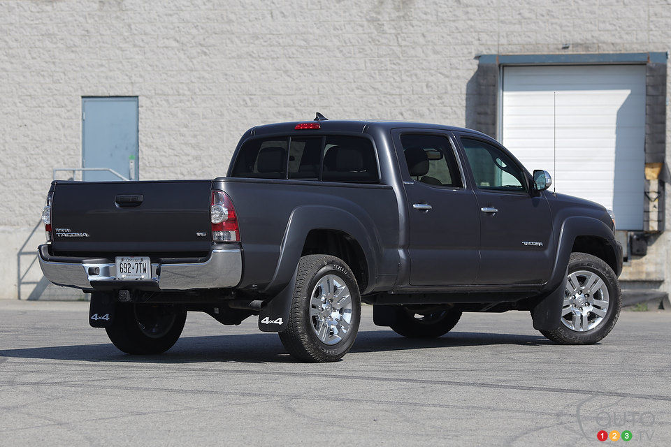 2013 Ford F150 For Sale >> 2013 Toyota Tacoma 4x4 Double Cab Limited | Car News | Auto123