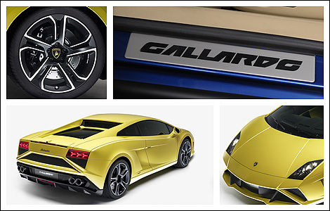 Base Price For The 2013 Lamborghini Gallardo LP 550 2 Starts At $200,000.