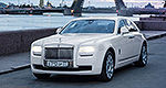 2013 Rolls-Royce Ghost Preview