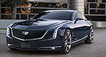 Cadillac Elmiraj Concept: Towards the Ultimate Luxury Sedan
