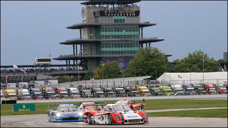 Grand-Am, Indianapolis