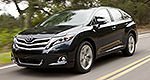 2014 Toyota Venza: Starting at $28,695