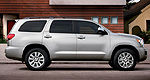 2014 Toyota Sequoia: Canadian Pricing Info Released