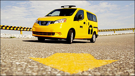Nissan NV200 Taxi