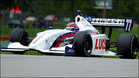 Indy Lights Jack Hawksworth