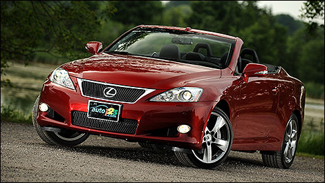 Lexus IS 350 C 2010