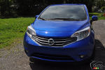 2014 Nissan Versa Note Review