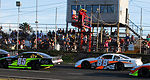 Last Brock Salvage Thunder Stocks race at Auto Clearing Motor Speedway