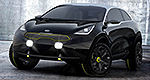 Kia introduces Niro concept at Frankfurt Auto Show