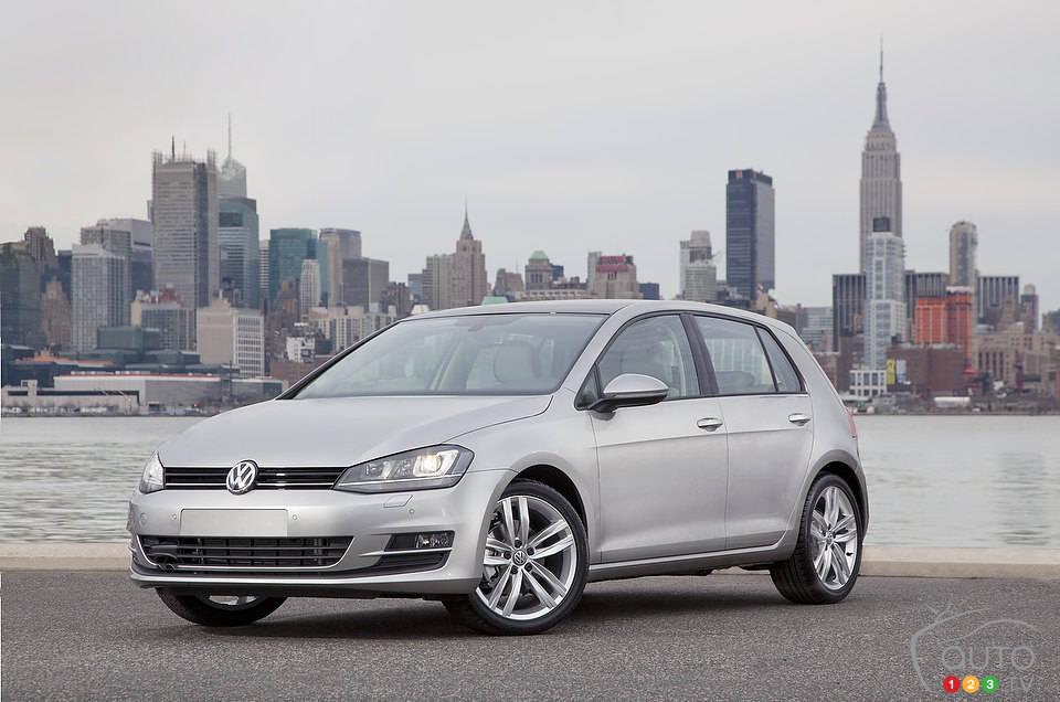 2014 Volkswagen Golf Tdi Car Reviews Auto123