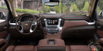 Chevrolet introduces 2015 Tahoe and Suburban
