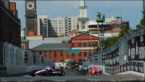 IndyCar, Grand Prix of Baltimore, 2014