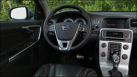 2013 volvo s60 t6 r design polestar car reviews auto123
