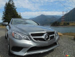 2014 Mercedes-Benz E-Class Cabriolet First Impressions