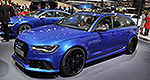 2013 Frankfurt Auto Show: Audi does it Big