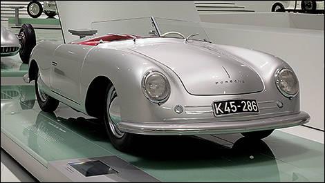 It happened on September 19th: Ferdinand Anton Ernst Porsche is born on
