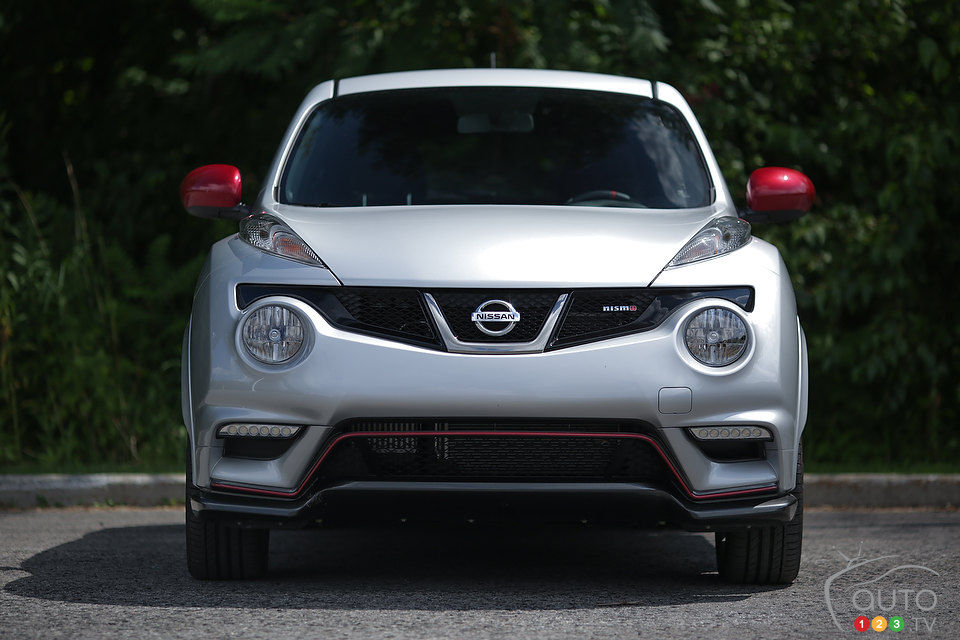 2013 nissan juke nismo review editor 39 s review car news. Black Bedroom Furniture Sets. Home Design Ideas