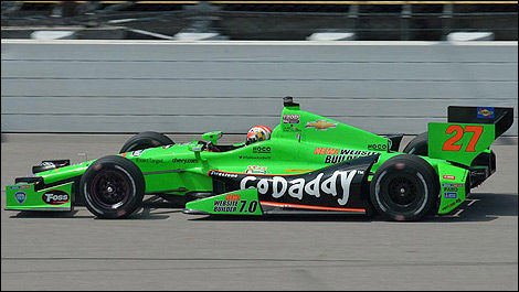 IndyCar James Hinchcliffe
