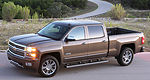 Chevrolet Silverado High Country 2014 : à partir de 53 315 $