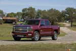 2014 Chevrolet Silverado High Country to start at $53,315