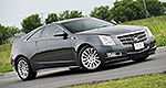 Cadillac CTS : Used