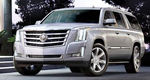 All-new 2015 Cadillac Escalade makes debut in New York