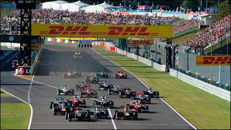 Suzuka, Japanese Grand Prix, F1