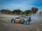 Ken Block and the 2014 Ford Fiesta ST